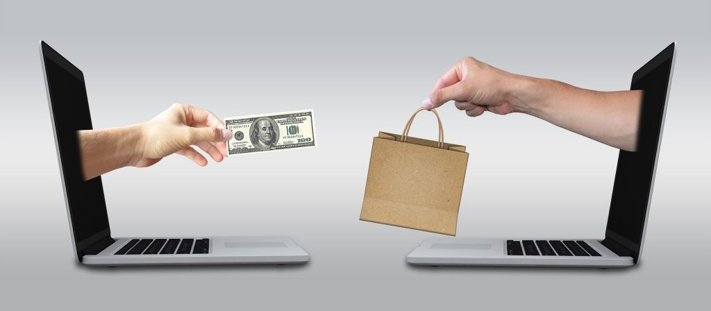 about online shopping. Paying Method